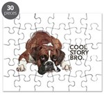 Cool Story Boxer Puzzle