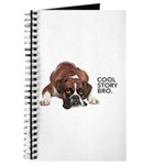 Cool Story Boxer Journal