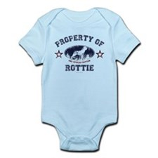 Rottie Infant Bodysuit