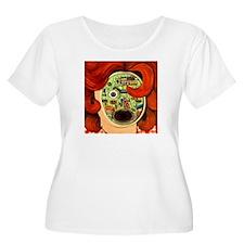 Female Robot T-Shirt