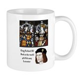 King Richard III Small Mug