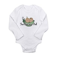Twins (pea pods) Body Suit