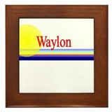 Waylon Framed Tile
