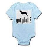 Plott Hound Infant Creeper