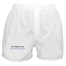 Upper East Side Boxer Shorts