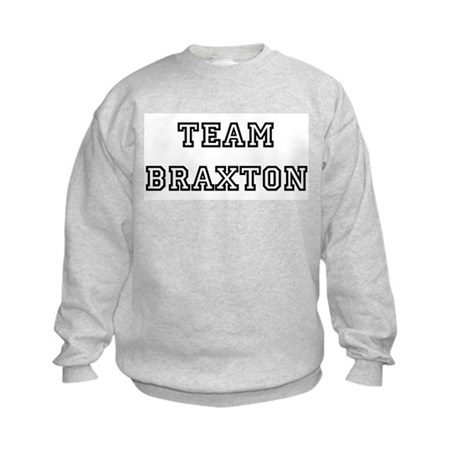 TEAM BRAXTON T-SHIRTS Kids Sweatshirt