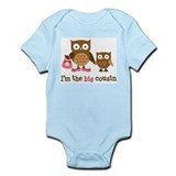 Big Cousin - Mod Owl Body Suit