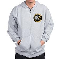 101st Airborne Zip Hoodie