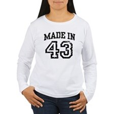 Made in 43 T-Shirt