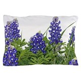 Unique Texas bluebonnets Pillow Case