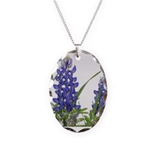 Funny Bluebonnet Necklace