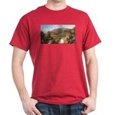 Frederic Edwin Church Heart Of Andes T-Shirt