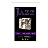 New Orleans Jazz Postcards (Package of 8)