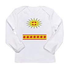CHEROKEE INDIAN Long Sleeve Infant T-Shirt