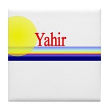 Yahir Tile Coaster