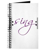 [:sing:] Journal