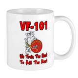 US NAVY VF-101 GRIM REAPERS Mug