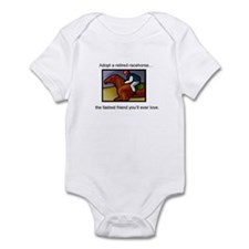 Adopt a Racehorse Infant Creeper