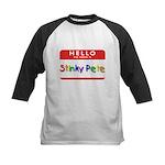 Stinky Pete Kids Baseball Jersey