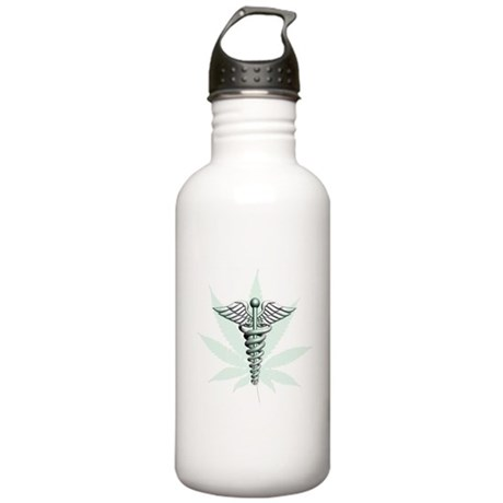 medical marajuana Stainless Water Bottle 1.0L