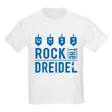 Rock the Dreidel - T-Shirt