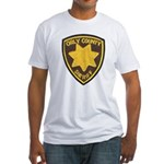 Orly County Sheriff Fitted T-Shirt