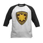 Orly County Sheriff Kids Baseball Jersey