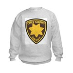 Orly County Sheriff Kids Sweatshirt