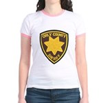 Orly County Sheriff Jr. Ringer T-Shirt
