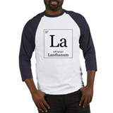 Elements - 57 Lanthanum Baseball Jersey
