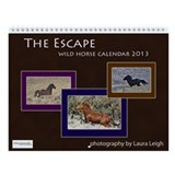 "Wall Calendar ""The Escape"""