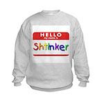 Shtinker Kids Sweatshirt