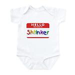 Shtinker Infant Creeper