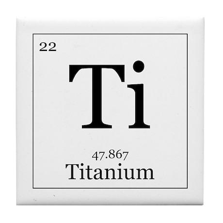 Titanium Chemical Symbol
