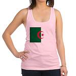 Algeria.jpg Racerback Tank Top