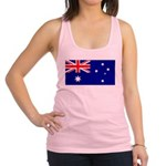 Australia.jpg Racerback Tank Top