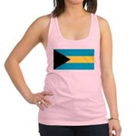 The Bahamas.jpg Racerback Tank Top