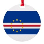 Cape Verde.jpg Round Ornament