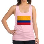 Colombia.jpg Racerback Tank Top