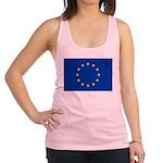 European Union.jpg Racerback Tank Top