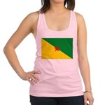French Guiana.jpg Racerback Tank Top