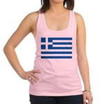 Greece.jpg Racerback Tank Top