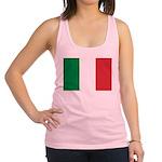 Italy.jpg Racerback Tank Top
