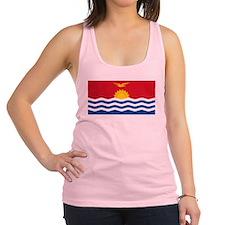 Kiribati.jpg Racerback Tank Top