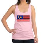 Malaysia.jpg Racerback Tank Top