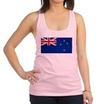New Zealand.jpg Racerback Tank Top