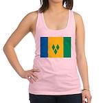 Saint Vincent and the Grenadines.jpg Racerback Tan