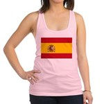 Spain.jpg Racerback Tank Top