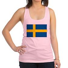 Sweden.jpg Racerback Tank Top