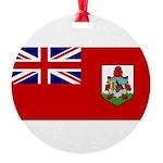 Bermuda.jpg Round Ornament